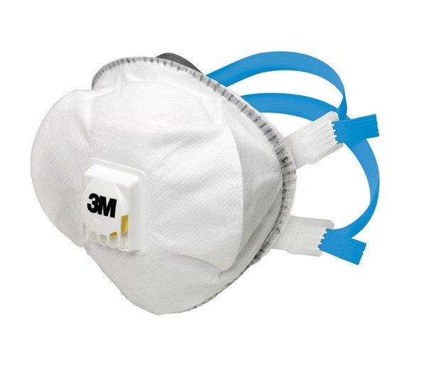 3M 8825 Premium masque de protection P2,