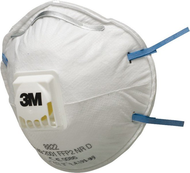 3M Masque de protection Classic P2