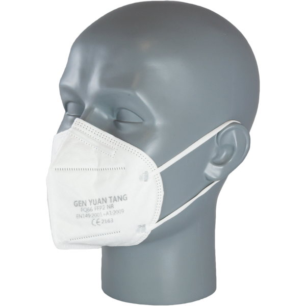 Masque de protection FFP2 NR/KN95